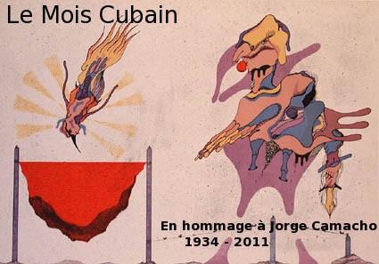 Jorge Camacho, surréalisme, peintre cubain, hommage