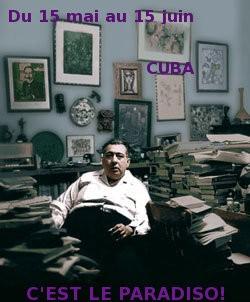 José Lezama Lima, Paradiso, littérature cubaine, le mois cubain