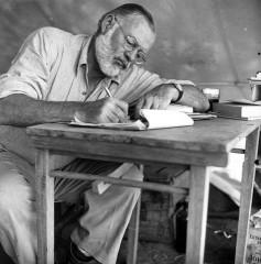 Hemingway, Cuba